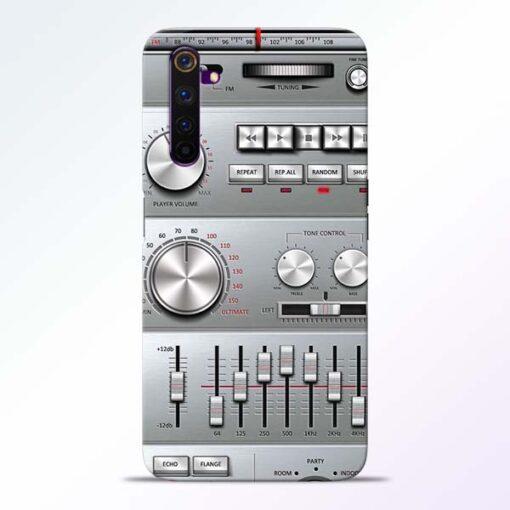 Radio Beat Realme 6 Back Cover