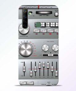 Radio Beat Realme 6i Back Cover