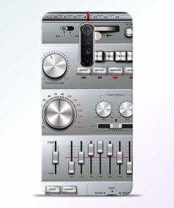 Radio Beat Realme X2 Pro Back Cover