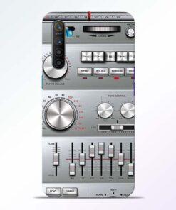 Radio Beat Realme XT Back Cover