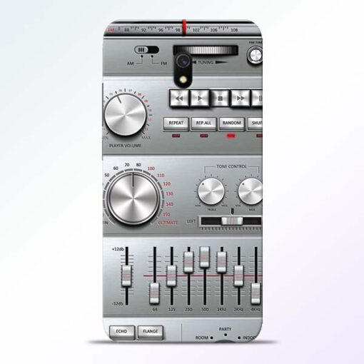 Radio Beat Redmi 8A Back Cover