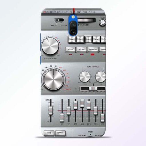 Radio Beat Redmi 8A Dual Back Cover