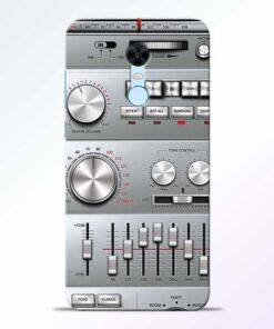 Radio Beat Redmi Note 5 Back Cover