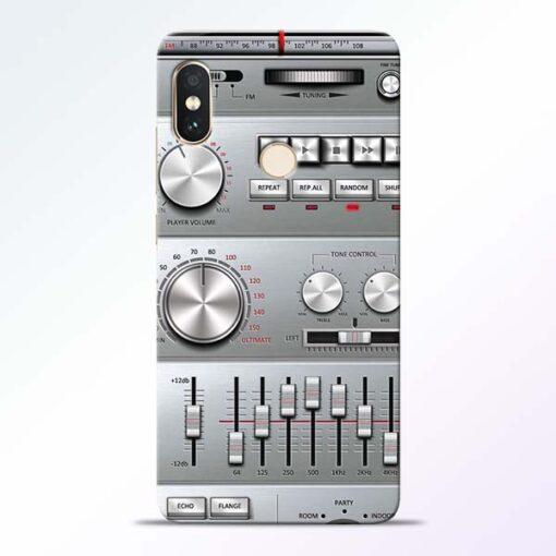 Radio Beat Redmi Note 5 Pro Back Cover