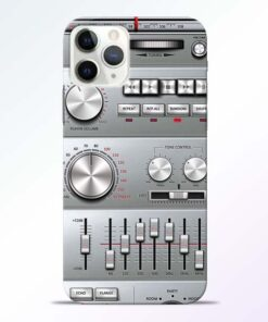 Radio Beat iPhone 11 Pro Max Back Cover