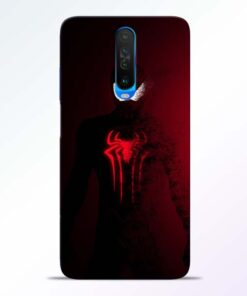 Red Spider Poco X2 Back Cover