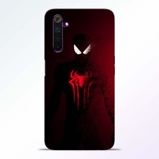 Red Spider Realme 6 Back Cover