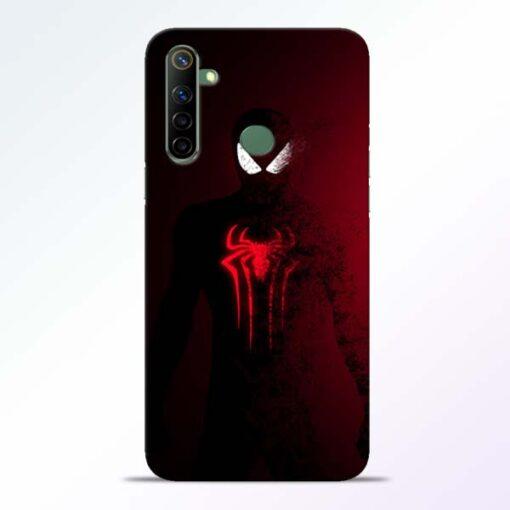 Red Spider Realme 6i Back Cover