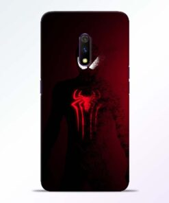 Red Spider Realme X Back Cover