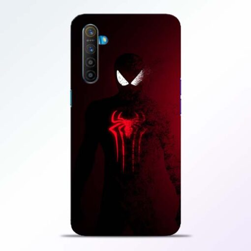 Red Spider Realme XT Back Cover