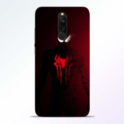 Red Spider Redmi 8 Back Cover