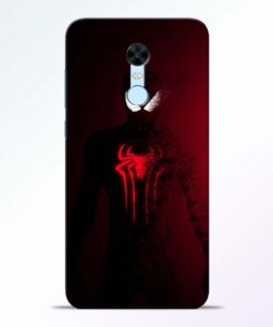 Red Spider Redmi Note 5 Back Cover