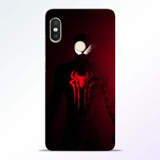 Red Spider Redmi Note 5 Pro Back Cover