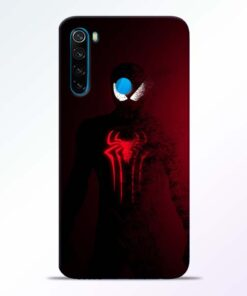 Red Spider Redmi Note 8 Back Cover