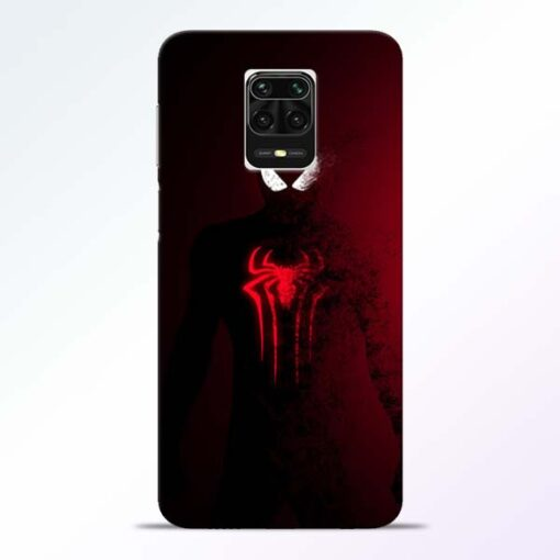 Red Spider Redmi Note 9 Pro Max Back Cover