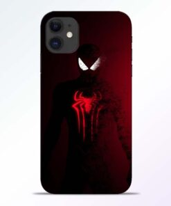 Red Spider iPhone 11 Back Cover