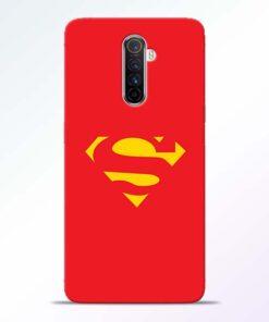 Red Super Realme X2 Pro Back Cover