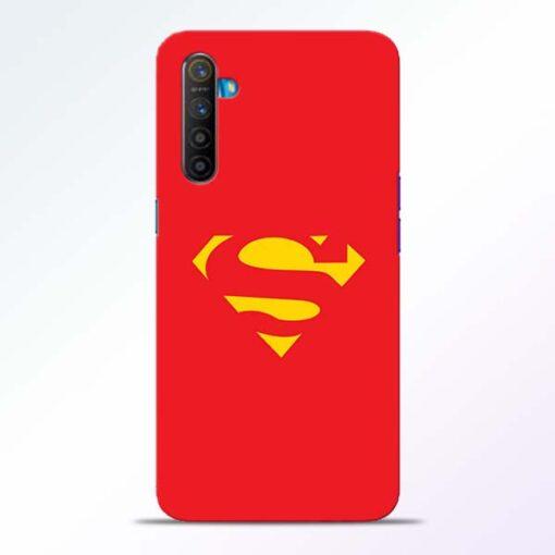 Red Super Realme XT Back Cover