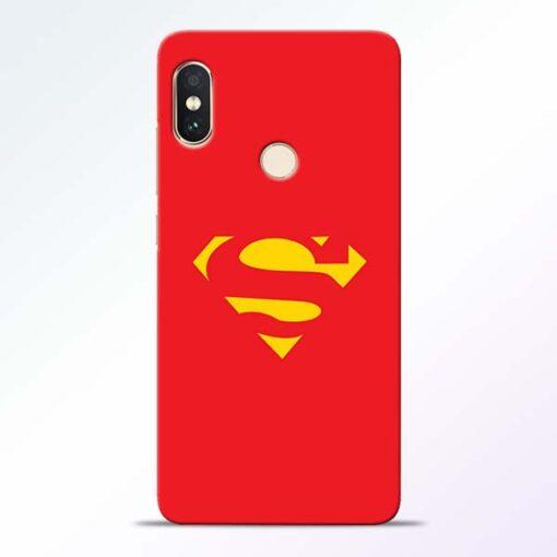 Red Super Redmi Note 5 Pro Back Cover