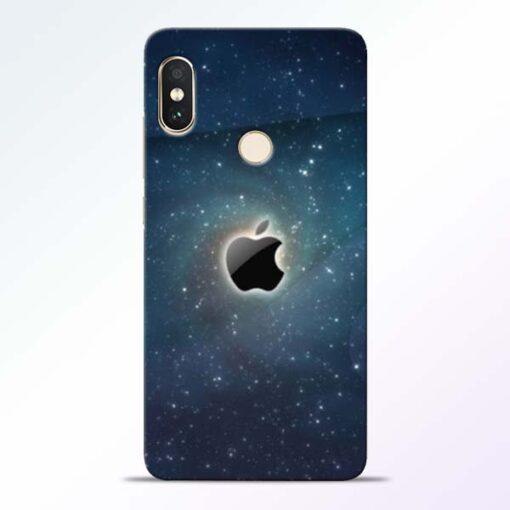 Shine Star Redmi Note 5 Pro Back Cover