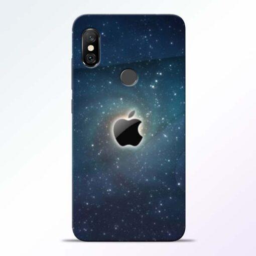 Shine Star Redmi Note 6 Pro Back Cover