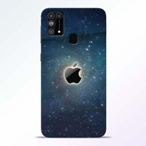 Shine Star Samsung Galaxy M31 Back Cover