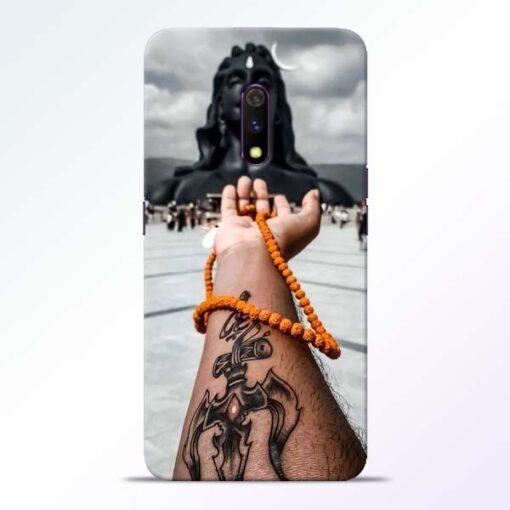 Shiva Realme X Back Cover