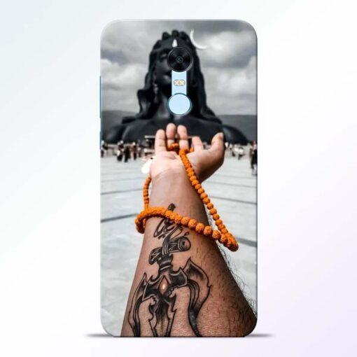 Shiva Redmi Note 5 Back Cover