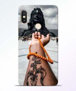 Shiva Redmi Note 5 Pro Back Cover