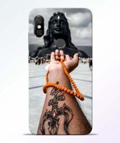 Shiva Redmi Note 6 Pro Back Cover