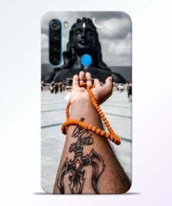 Shiva Redmi Note 8 Back Cover