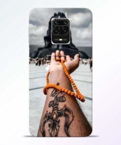 Shiva Redmi Note 9 Pro Max Back Cover
