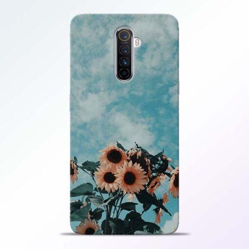 Sun Floral Realme X2 Pro Back Cover