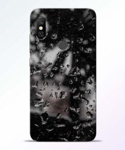Water Drop Redmi Note 6 Pro Back Cover