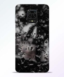 Water Drop Redmi Note 9 Pro Back Cover
