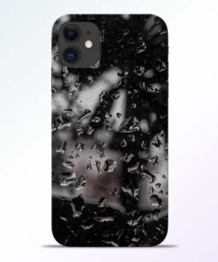 Water Drop iPhone 11 Back Cover