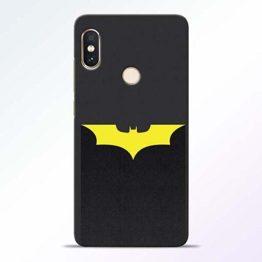 Yellow Bat Redmi Note 5 Pro Back Cover