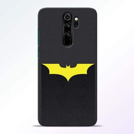 Yellow Bat Redmi Note 8 Pro Back Cover