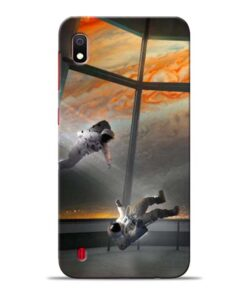 Astronaut Samsung Galaxy A10 Back Cover