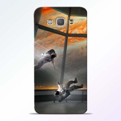 Astronaut Samsung Galaxy A8 2015 Back Cover