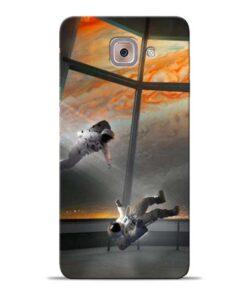 Astronaut Samsung Galaxy J7 Max Back Cover