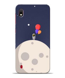 Astronout Space Samsung Galaxy A10 Back Cover