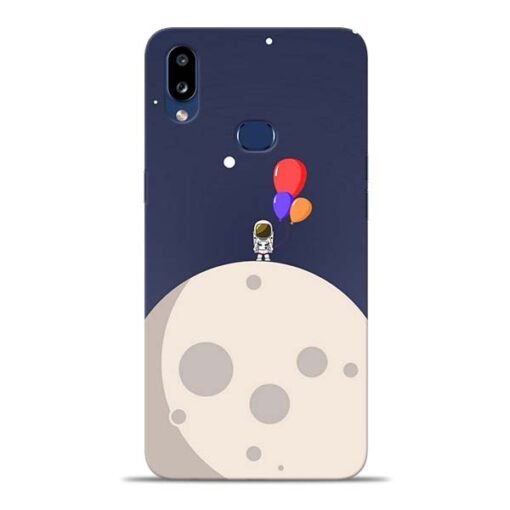 Astronout Space Samsung Galaxy A10s Back Cover
