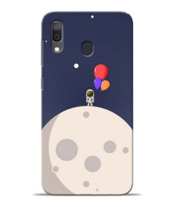 Astronout Space Samsung Galaxy A30 Back Cover
