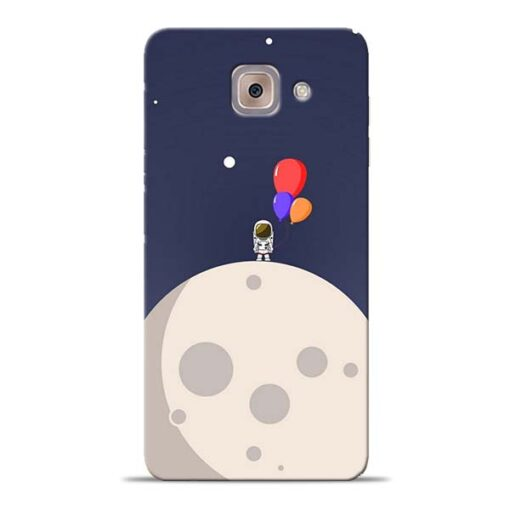 Astronout Space Samsung Galaxy J7 Max Back Cover