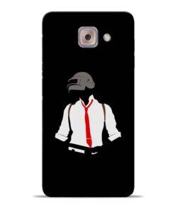 Black Pubg Samsung Galaxy J7 Max Back Cover
