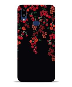 Blossom Pattern Samsung Galaxy A10s Back Cover