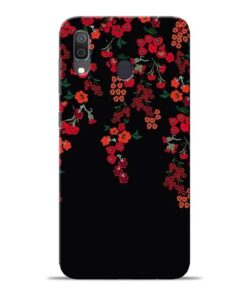 Blossom Pattern Samsung Galaxy A30 Back Cover