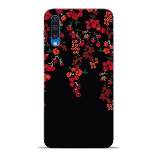 Blossom Pattern Samsung Galaxy A50 Back Cover