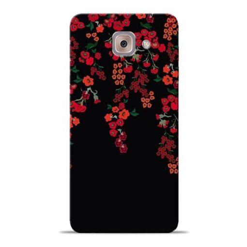 Blossom Pattern Samsung Galaxy J7 Max Back Cover